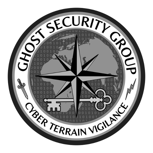 Ghost Security Group™ official logo